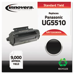 732026504 Compatible, Remanufactured, UG5510 Laser Toner, 9000 Yield, Black