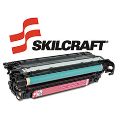 751000NSH0982 Compatible Reman CE253A (504A) Toner, 7000 Page-Yield, Magenta
