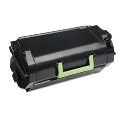 62D1X00 (LEX-621X) Extra High-Yield Toner, 45000 Page-Yield, Black