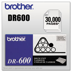DR600 Drum Unit, Black