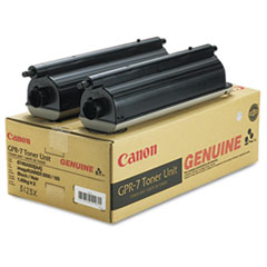 6748A003AA (GPR-7) Toner, 36600 Page-Yield, 2/Pack, Black