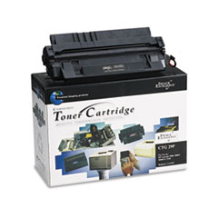 CTG29P Compatible Remanufactured Toner, 10500 Page-Yield, Black