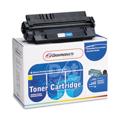 57840 Compatible Remanufactured Toner, 10000 Page-Yield, Black