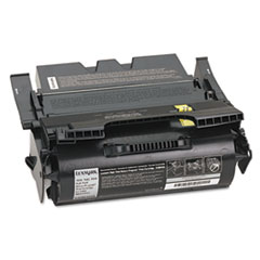 64004HA High-Yield Toner for Labels, 21000 Page-Yield, Black