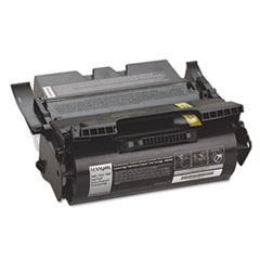 64015HA High-Yield Toner, 21000 Page-Yield, Black