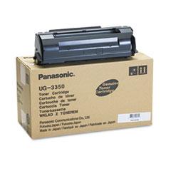 UG3350 Toner, 7500 Page-Yield, Black